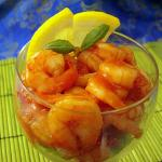 Balinese Shrimp Cocktail