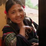 Smiling Ji, H'mong Girl
