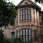 Old french house in Vientiane