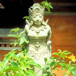 Everywhere, there are statues of gods and goddesses; some are the personification of serenity and beauty.