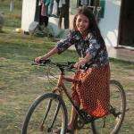 Cambodian's young - Their ticket to a brighter future. Bopha from COSI Orphanage.