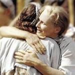 Glenn Close as Adrienne Pargiter in Paradise Road