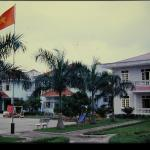 The Friendship Village is located on the outskirts of Hanoi