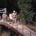 Bridge to Cat Cat Falls