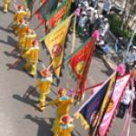 Cau Ngu parade in Phan Thiet