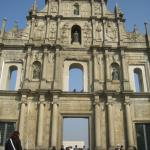 Ruins of St. Paul's, Macau.