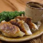 Lamb-Filled Buuz Dumplings with Spicy Dipping Sauce