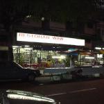 Restaurant Wong Ah Wah in Jalan Alor