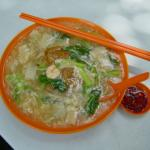 Wat Tan Hor - Noodle in egg gravy