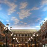 St Mark's Square, Venetian Macau