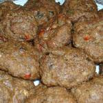 Meat and Bulgur Patties- Izgara Bulgurlu Kofte
