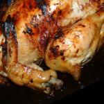 Philippines food: Rellenong Manok or Baked Stuffed Chicken