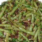 Sichuan Green String Beans