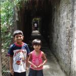 My children in Malabon Zoo
