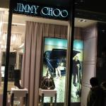 Jimmy Choo boutique