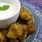Spicy Chicken Tidbits with Yogurt