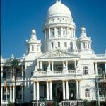 Lalitha Mahal Palace Hotel, Mysore, India.