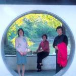 Wuxi, Jiangsu, China: The tranquil gardens of Xihui Park make for a most relaxing hangout.