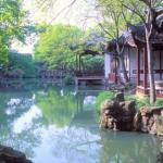 """Wuxi, Jiangsu, China: Jichangyuan (""""Garden for the mind's ease""""), in Yihui Park, is a design gem."""