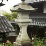 Kiso Valley, Japan: Picture-postcard perfect: a home in the old part of Magome.