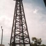 Miri's Oil-Well...first well to strike oil in Malaysia...