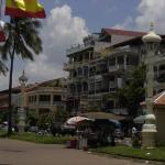 Lakeside, Phnom Penh, Cambodia.