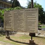 Rules for Behaviour, Cambodia.
