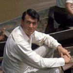 Rock Hudson is Dr. Anton Drager in The Spiral Road
