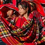 Philippines, Mindanao, Koronadal City. T'nalak Festival