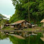 Philippines, Mindanao, Lake Sebu scenery