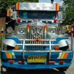 Philippines, Mindanao, Jeepney
