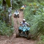 On the ATV trail in Chiang Mai Thailand