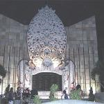 The Bali Memorial recognizes the 200 victims of the 2002 bombing.