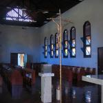 Philippines, Mindanao, South Cotabato, Polomolok, Mt. Matutum, Trappistine Monastery of Our Lady of  Matutum, Chapel Interior