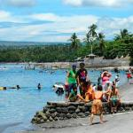 Mindanao, Sarangani Bay, tropicana beach resort, family fun