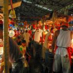 Philippines, Mindanao, Koronadal city, Fish Market
