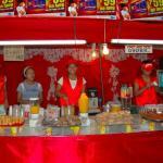 Philippines, South Cotabato, MangoShake stall