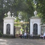 Main Gate of Bogor Botanic Garden