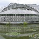 Kyoto Botanical Garden's Conservatory