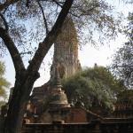 Wat Phra Ram, oldest Ayutthayan temple