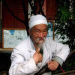 Visiting Dr. Ho in Baisha