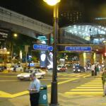 Intersection of Jalan Sultan Ismail and Jalan Bukit Bintang