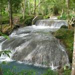 Hagimit Falls, Samal Island, Davao, Philippines