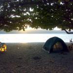 Early morning at Isla Reta, Talikud Island, Davao, Philippines