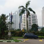 Skyscrapers in Johor