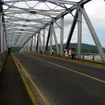 San Juanico Bridge, Tacloban City, Leyte, Philippines