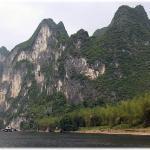Fresco Hill at Li-River