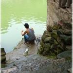 a quiet corner (Chong An Jiang, Prefecture Qian Dong Nan, Guizhou province)