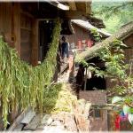 Drying the crop (Datang, Prefecture Qian Dong Nan, Guizhou province)