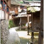 The village of Datang and its special  storage houses (Prefecture Qian Dong Nan, Guizhou province)